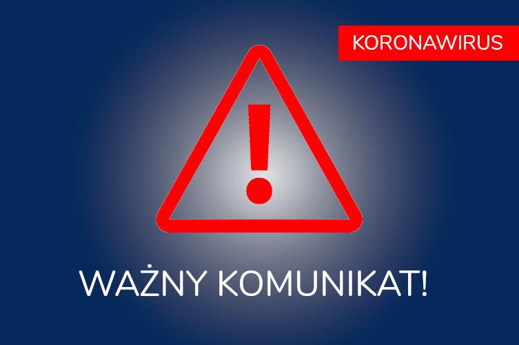 Important statement regarding Coronavirus!